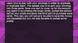 Bumbet poker jokerball vídeo 14220