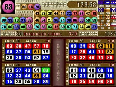 Bingo caça 50835