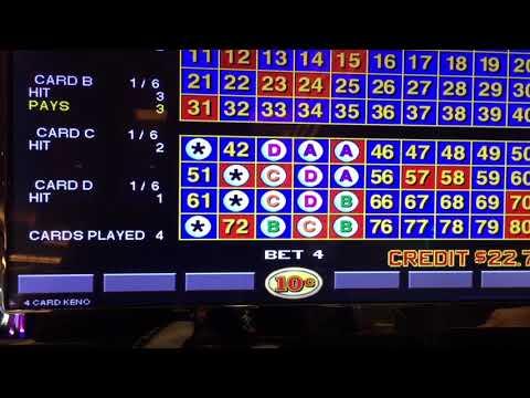 Jackpot keno jogo 28164