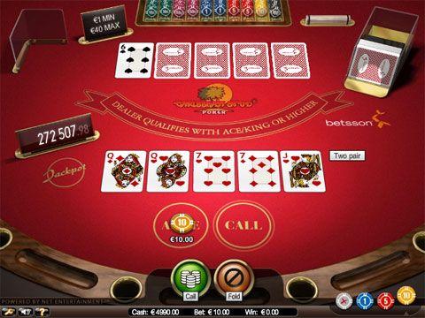 Jogo video poker 51913