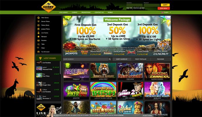 Casinos endorphina betway 60547