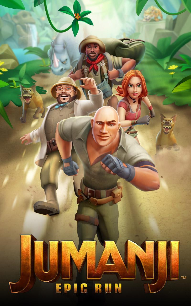 Jumanji caça 67073