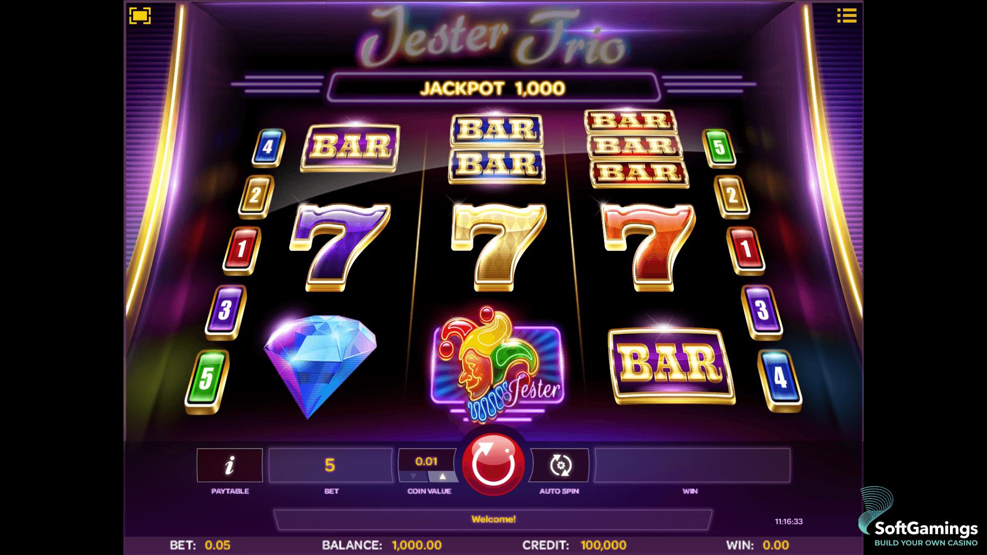 Casinos amatic Brasil 31170