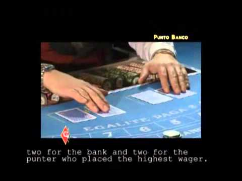 Punto banco casino 17043