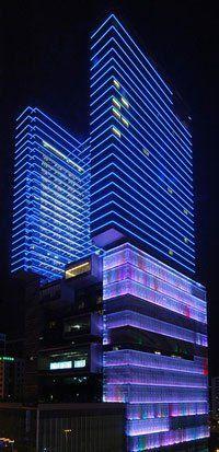 Visa casino Brasil lights 25914