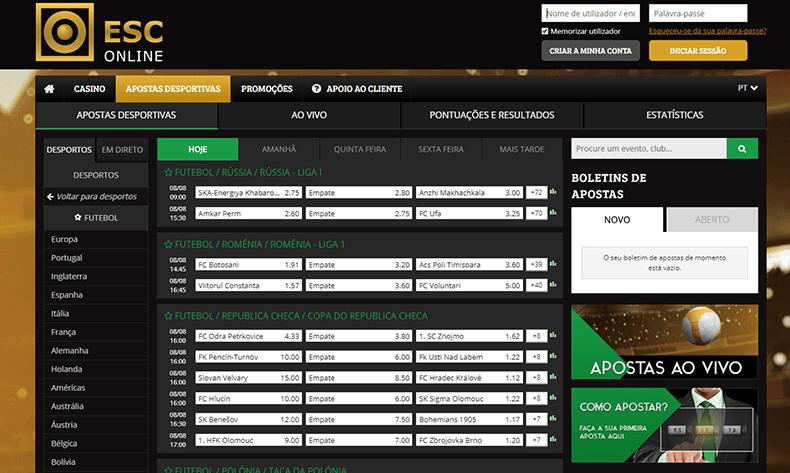 Esc online playbonds cassino 39052