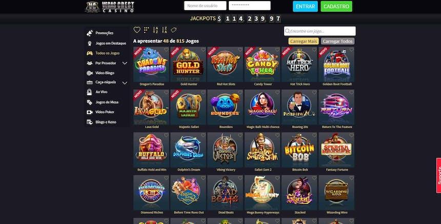 R$25 casino Brasil cleopatra 66716