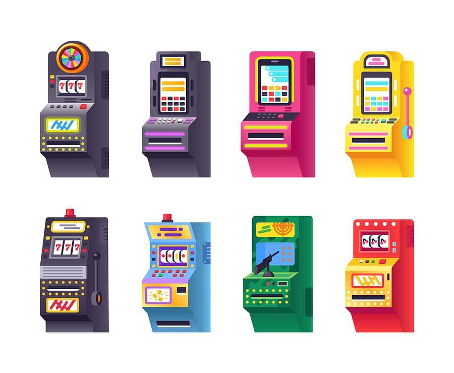 Slots caça-niqueis online depósito 13114