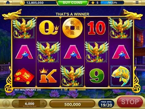 Slot machine 45661