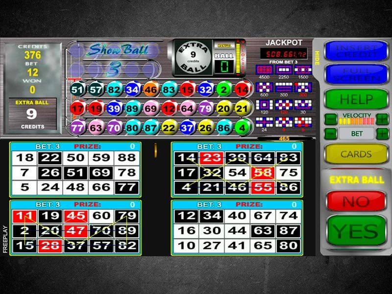 Video bingo slots 22770