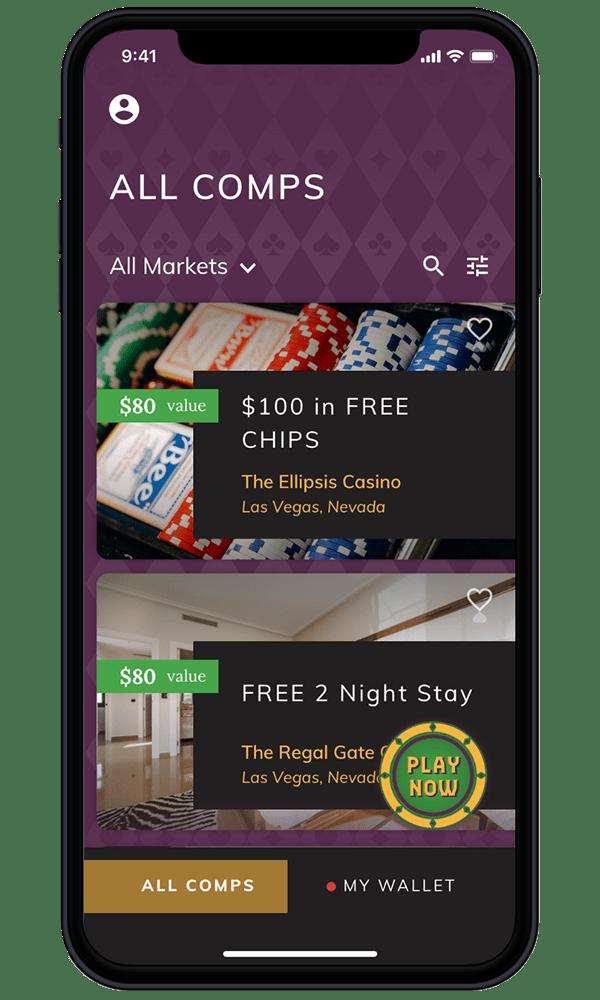 Wallet app bar abierto 13071