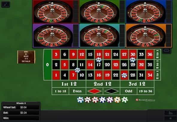 Multiwheel roulette noticias imigração 26611