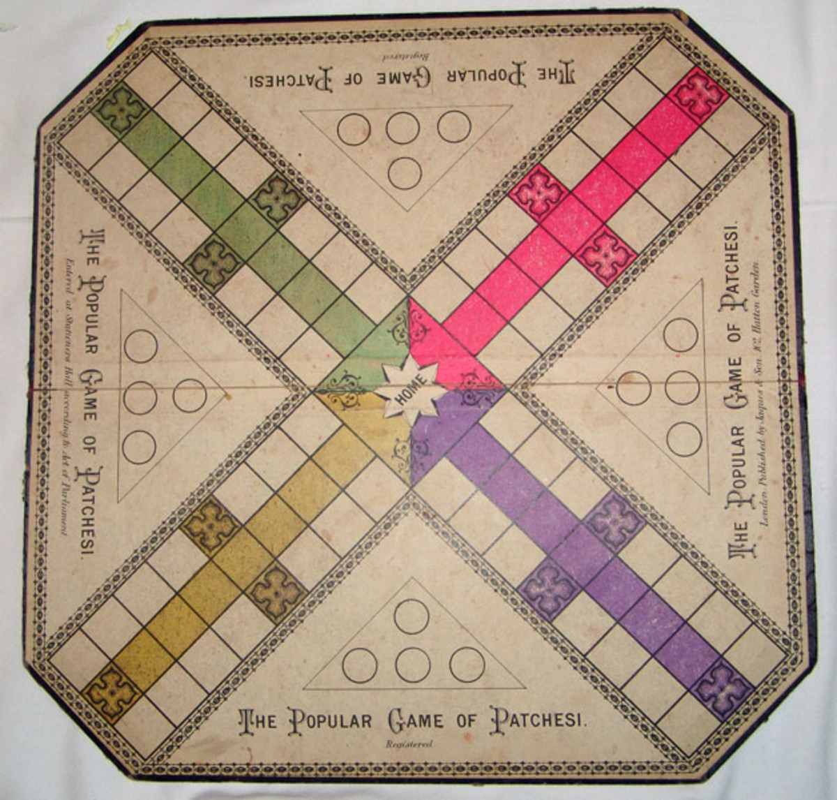Pachisi regras rival 22132