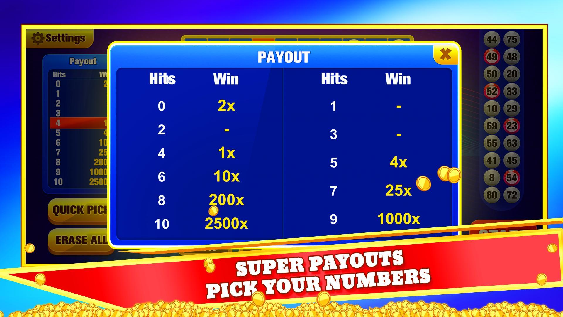 Classic video poker jackpot 45437