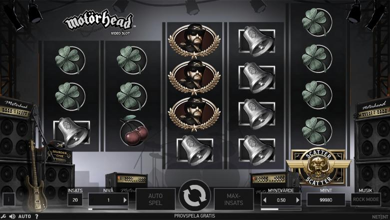 Motörhead casino Brasil 52315