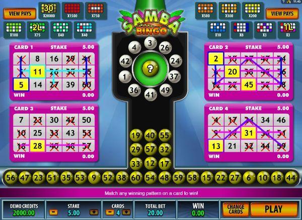 Casino confiável video bingo 22496