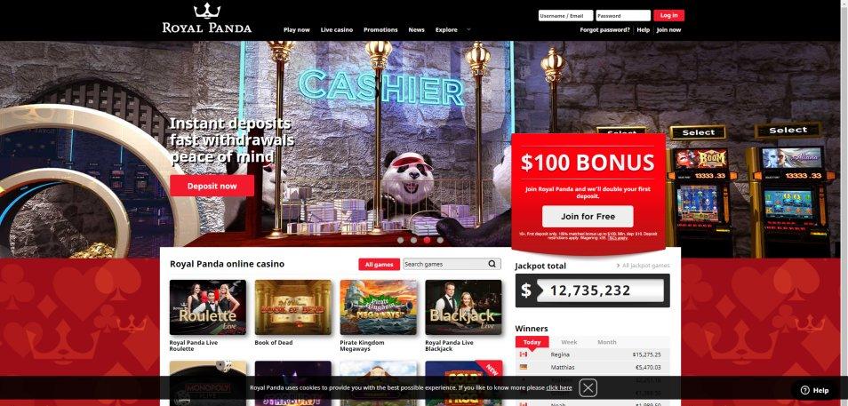 Royal Panda apostas 35987