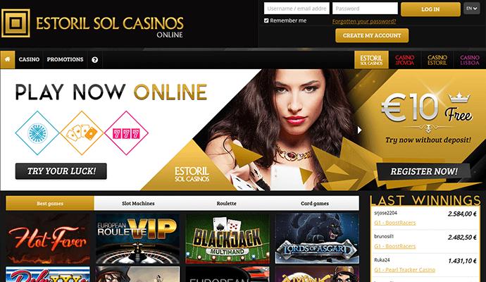 Estoril casinos 58389