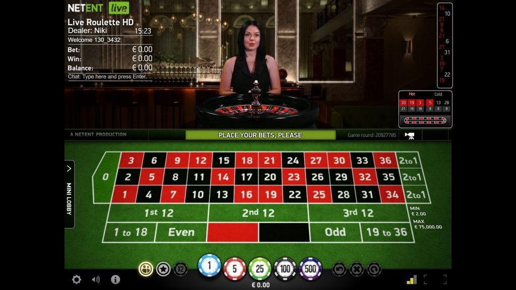 Casinos NetEnt slots 26402