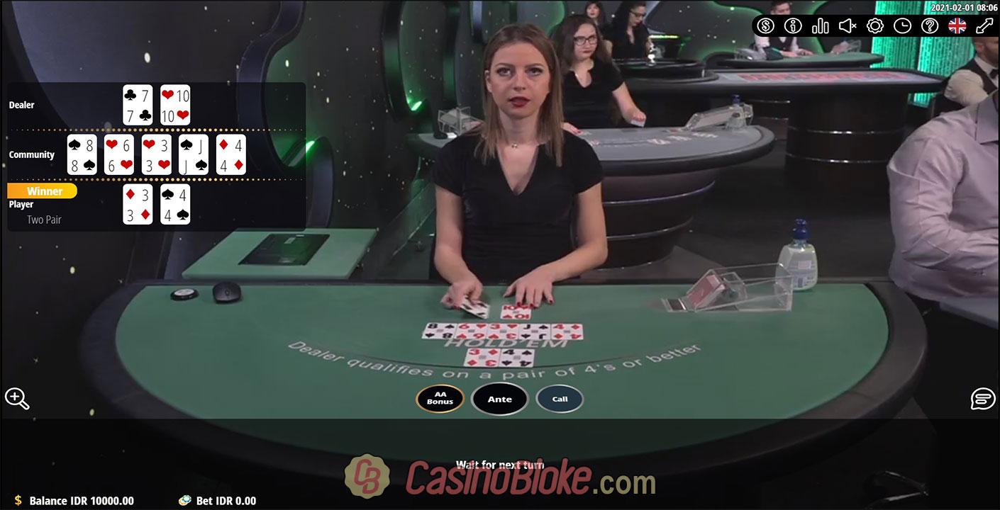 Bonus poker 65507