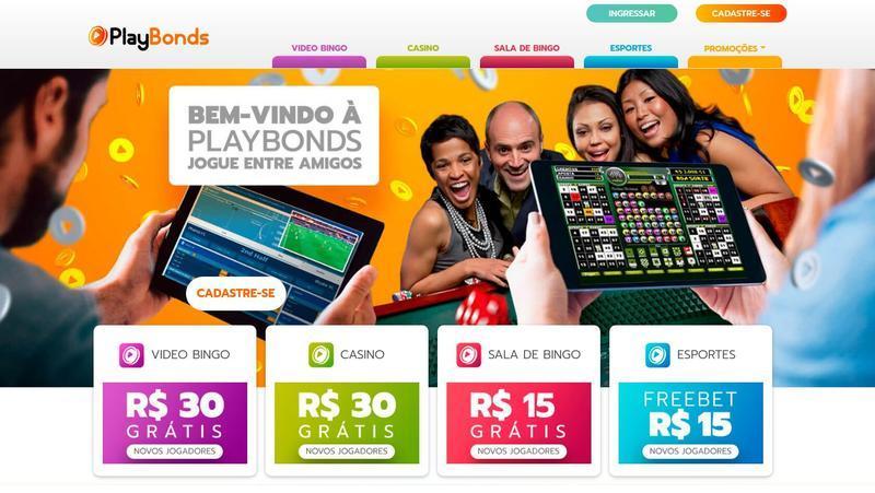 Video bingo playbonds freebet 45686