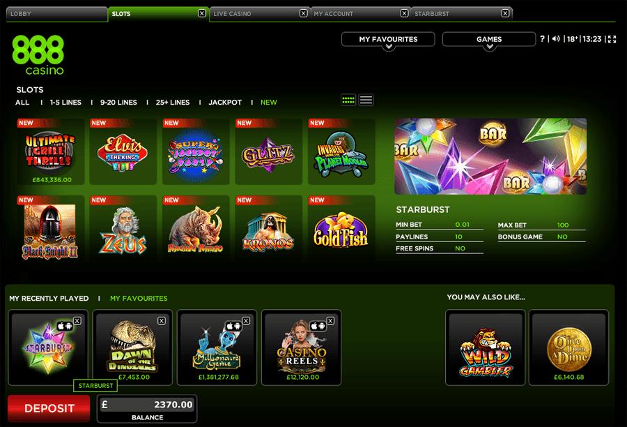 888 casino 42615