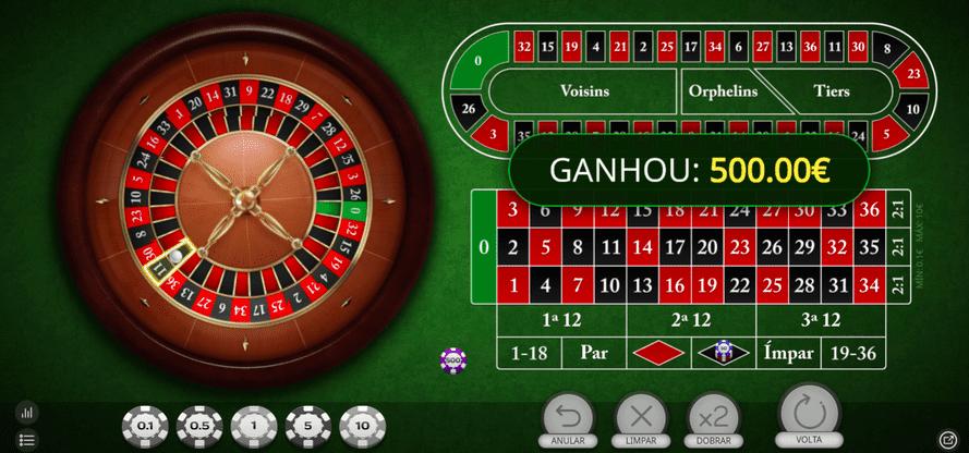 Casino ganhou estrategia ganhadora 50211