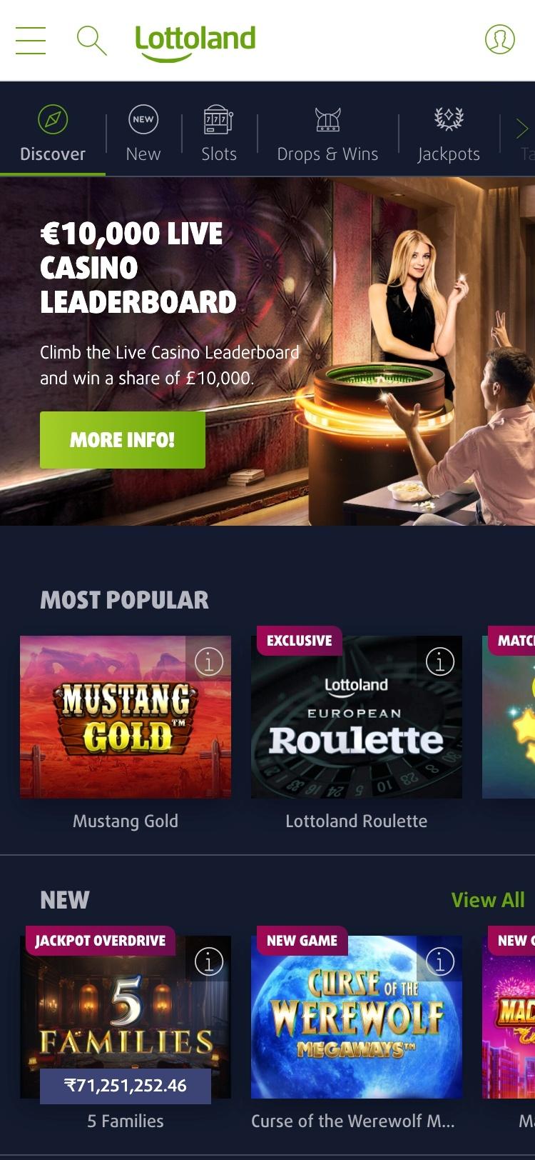 Casino website 45141