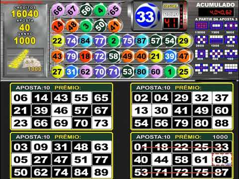 Apostas online vídeo bingo 32131