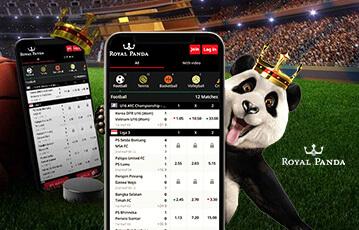 Blackjack pro royal Panda 29340