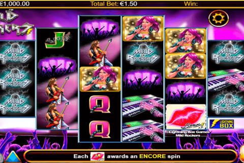 Casinos lightning box ted 50974
