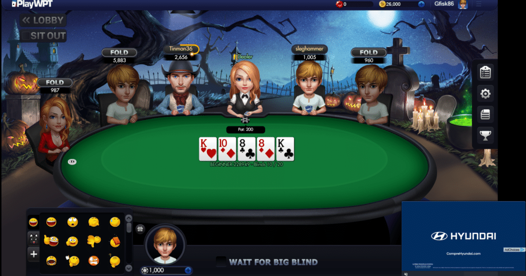 Free spins poker 37469