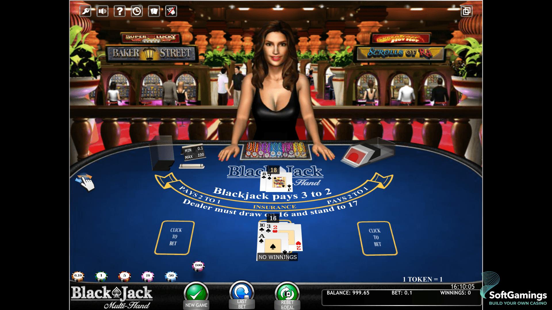 Gambling policy 48714