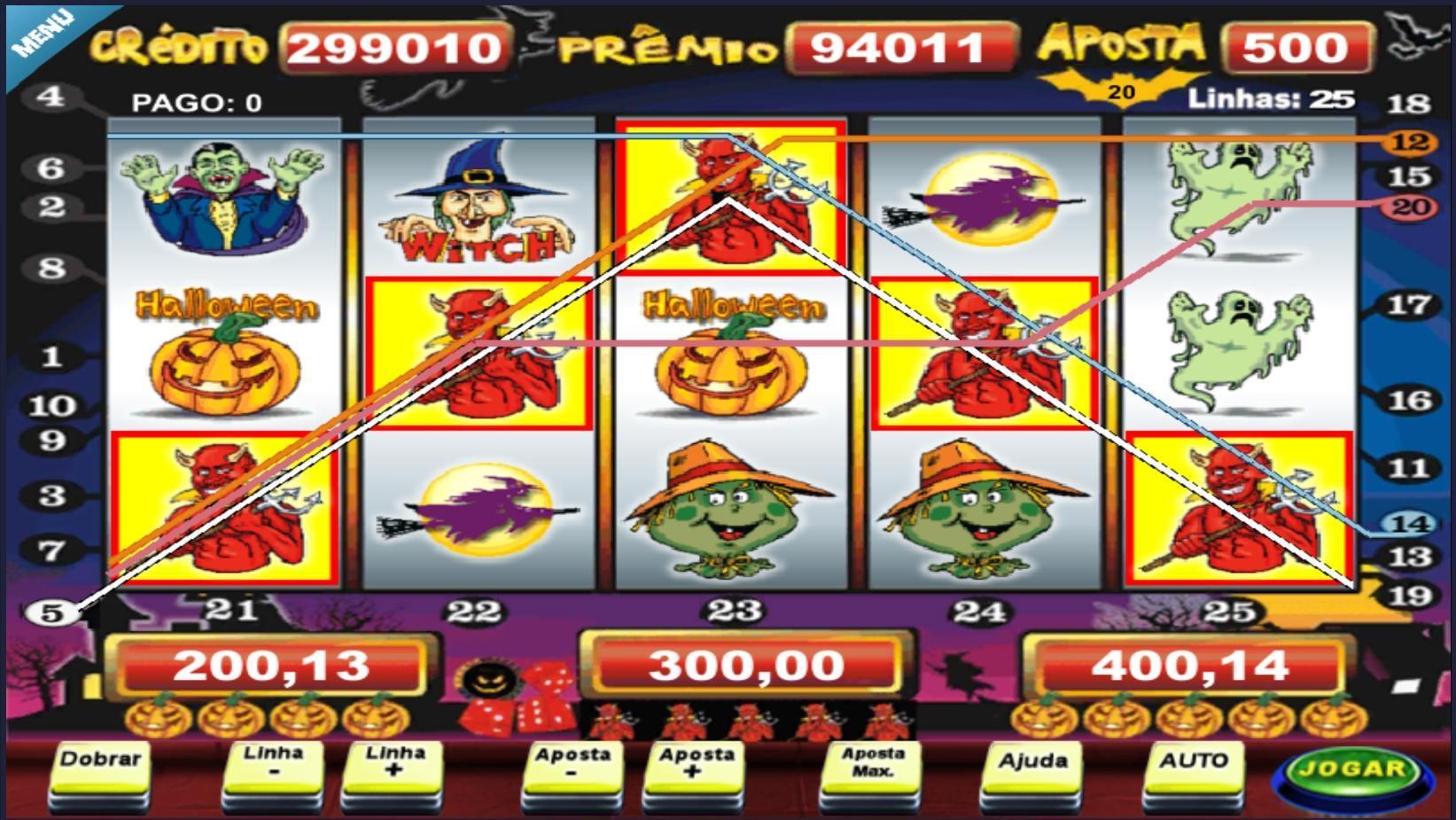 Jackpot keno slot caça 48149