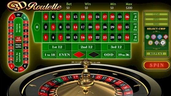 Multiwheel roulette 10 36456
