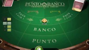 Punto banco casinos vencedor 59459