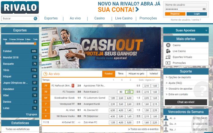 Rivalo bonus online esport 26671